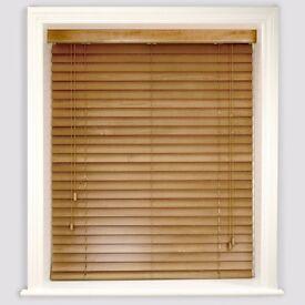 Brand new Premier Medium Oak - Wooden Venetian Blinds