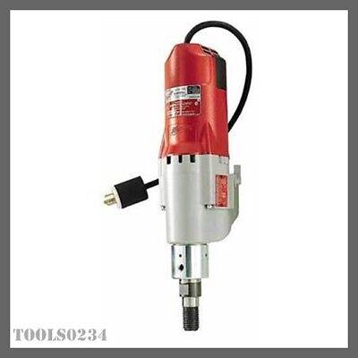 Milwaukee 4096 Diamond Coring Motor 450900 Rpm 20 Amp With Clutch - Vac-u-rig