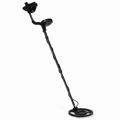 High Accuracy Metal Detector With Back-lit Lcd Display