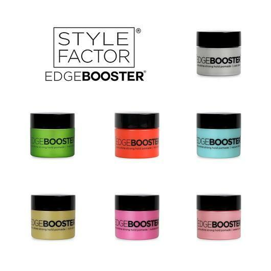 STYLE FACTOR EDGE BOOSTER EXTRA SHINE STRONG HOLD POMADE 0.5