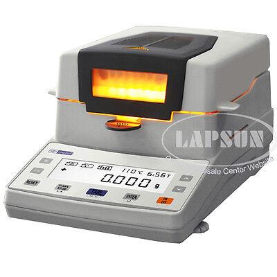 Infrared Halogen Moisture Meter Tester Medicine Grain Tea Goniophotometer 105w