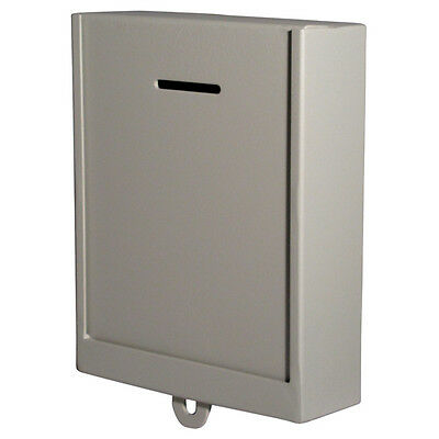 Mcb High Quality Safe And Secured Metal Charity Donation Box