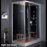New DZ961F8 - Steam Shower 59.1″x35.4″x89″