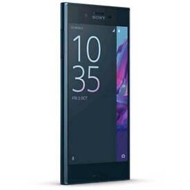 Sony XZ Blue