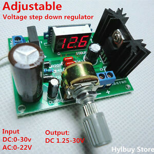 Qvr s variable ac regulator