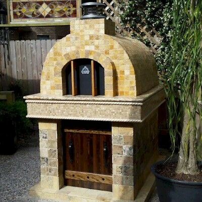 Diy Pizza (Pizza Oven • Brick Pizza Oven - Build a DIY-EZ Wood Pizza Oven for Your)