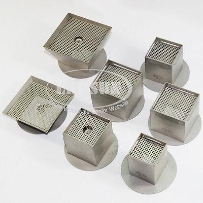 Titanium Alloy Hot Air Nozzles F Hontonzhuomaoscotle Bga Rework Station Top S