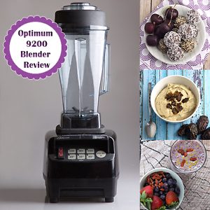 Optimum 9200 blender. Similar to vitamix RRP $791 West Hobart Hobart City Preview