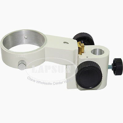 76mm25mm Stereo Microscope Head Stand Metal Bracket Frame Ring Holder Supporter