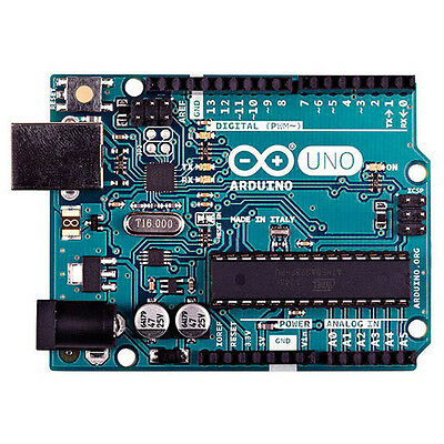 Arduino Uno Rev3 Scheda di sviluppo Development Board, ATmega328, UNO R3,A000066