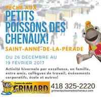 Centre de Pêche Grimard
