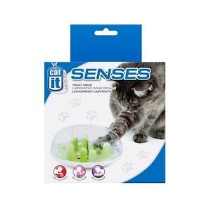 Catit Senses Treat Maze Cat / Kitten Interactive Feeding Exercise & Play Toy