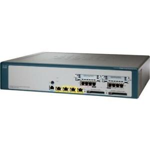 Cisco Unified Communications 560 - Wired VoIP Gateway with FXO - No CompactFlash Cards - UC560-FXO-K9