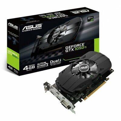 ASUS GeForce GTX 1050 Ti 4 GB GDDR5 - (NUEVA A ESTRENAR)