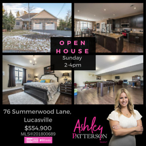 OPEN HOUSE! This Sunday May 27th! 2-4pm