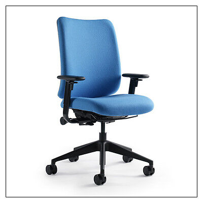 Steel Case Crew Chair - Crew Task Chair(tm) by Turnstone/Steelcase -- in several colors + 2 frames