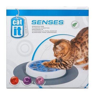 Catit Design Cat Senses Scratching Pad - Kitten Fun Interactive Scratch Surface