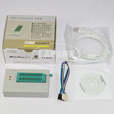 New High Speed Usb Universal Programmer Tl866a Support All Bios Multifunctional