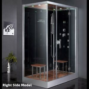 DZ961F8 Steam Shower 59.1″x35.4″x89″