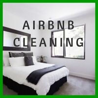 AIRBNB CLEANING LADY !