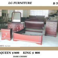 5 PCS BEDROOM SUITE BRAND NEW FOR SALE