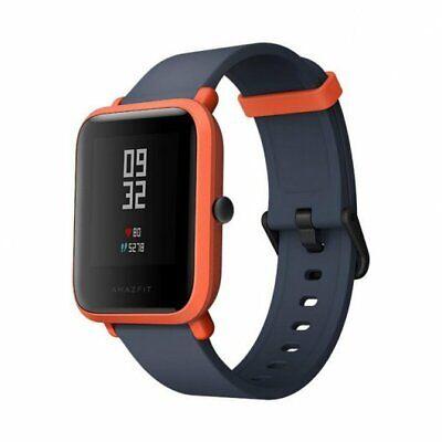 Smartwatch XIAOMI Amazfit Bip Lite 1.28'' Pulsómetro Actividades Naranja