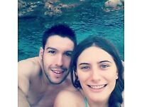 LOVELY SPANISH COUPLE LOOKING FOR A ROOM