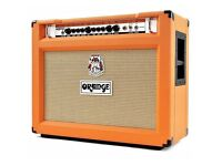 Orange Rockerverb 50 MK2 2x12 Combo Amp Home Use Only Clean & Dirty Channels EL34 Valves Immaculate