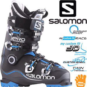 REDUCED!! Salomon XPRO 120 Men's Ski boots size 28