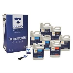 Remo Nutrients Growing Additive Made in Canada