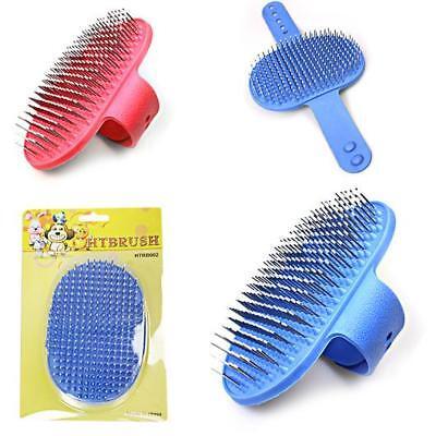 Dog Cat Bath Brush Comb Hair pin Glove Pet Puppy Hair Grooming Massage Mitt