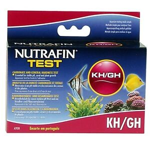 Nutrafin Carbonate and General Hardness Test aquariums fish tank