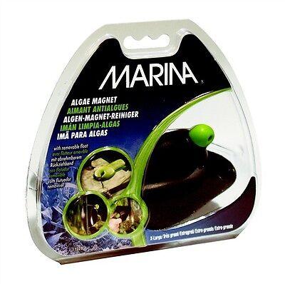 - Marina Hagen Deluxe Algae Magnet Aquarium Glass Cleaner XL #11028