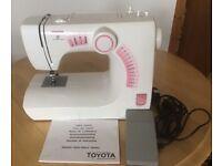 Toyota Electric Sewing Machine .