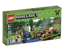 Lego 21114 Minecraft The Farm Morayfield Caboolture Area Preview