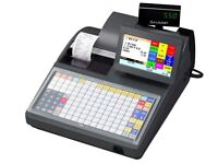 Epos Sharp UP-820F Hybrid Touchscreen Cash Register 6.5' 800 Series Retail Hospitality