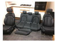 Audi a6 c7 s line leather seats 2013+