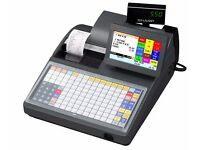 Epos Sharp UP-820F Hybrid Touchscreen Cash Register 6.5' 800 Series Retail Hospitality