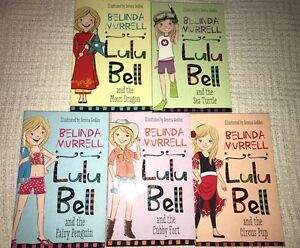 X5 LULU BELL / BELINDA MURRELL BOOKS Pagewood Botany Bay Area Preview