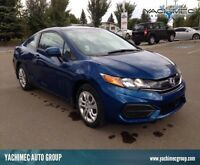 2014 Honda Civic Coupe 2dr Auto LX