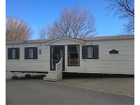 Sited -Static caravan -Willerby Cottage -2000-2bed-d/g-g/h-free site fee