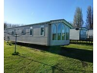 Sited Static Caravan For Sale. Willerby-Vouge-2006,2 Bed D-G,C-H Site Fees Included