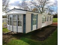 Static Caravan for sale Atlas Image, sited isle of sheppey in kent Site Fees Paid till SEP 2018