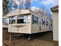 static caravan for sale, ABI Hatherway 2001 dg gh sited isle of sheppey in kent