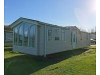 Sited -Static caravan -Willerby Vogue -2006-2bed-d/g-g/h-free site fee