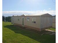 Sited -Static caravan -Cosalt Devon -2001-2bed-d/g-g/h- full bath-free site fee