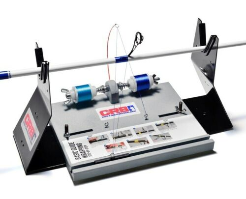 CRB Hand Wrapper System for Rod Building