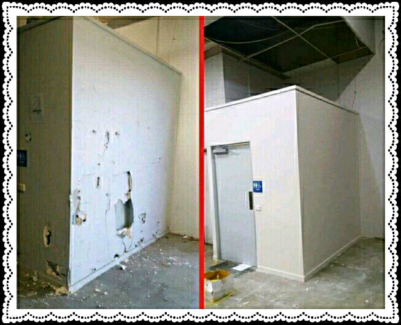 Emergency plaster wall repair Melbourne. Same day service.