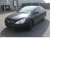 2006 Honda Accord Hybride cuir Berline