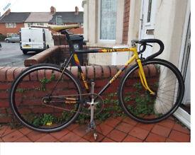 Raleigh Banana Bike Single Speed Bike Fixed Bicycle *BARGAIN*